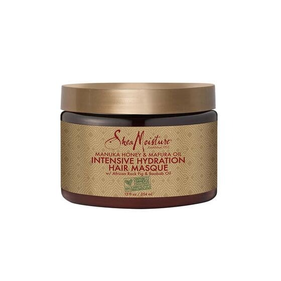 SheaMoisture (Manuka & Mafura) Masque Hydratation Intense 12oz